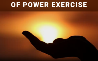 Spot Your Source of Power Exercise