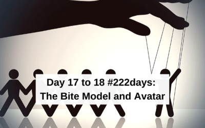 Day 17 to 18 #222days: The Bite Model and Avatar